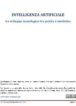 Lo Sviluppo Tecnologico tra Psiche e Medicina