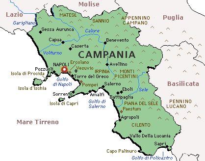 Mappa Napoli Puglia.Creare Una Mappa In Stile Google Maps Con Le Librerie Gd Fabio Donatantonio